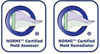 Certified Mold Assessor and Certified Mold Remediator